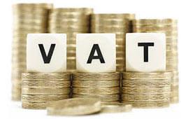 Standard Rate VAT 20% from 4 Jan 2011