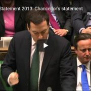 Autumn Statement by the Chancellor