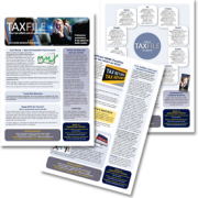 Taxfile Newsletter Autumn 2014